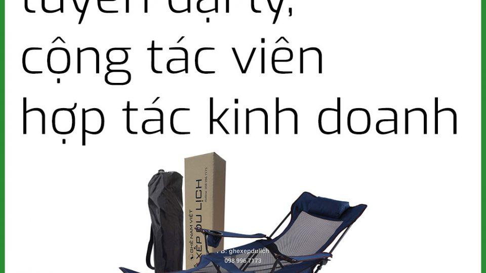 Đại lý ghế xếp Nam Việt