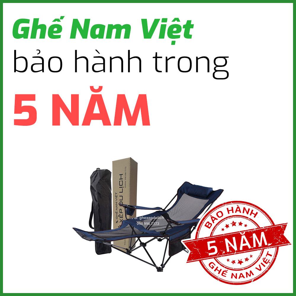 Ghế Nam Việt bảo hành 5 năm