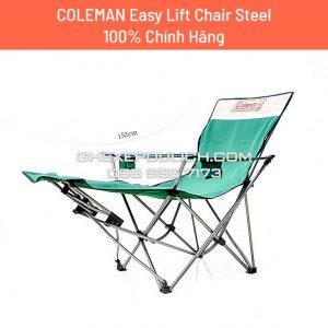 Ghế Xếp Thư Giãn COLEMAN Easy Lift Chair Steel Chính Hãng